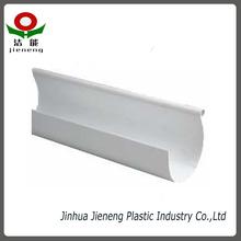 PVC Rainwater Gutter And Fitting - Rain gutter 110 /5.8M JN-G1-006