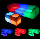 RGB Led Lighted Inflatable Furniture