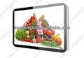 """32"""" forme iphone lcd réseau d'affichage numérique, gratuit logiciel d'affichage numérique, ipad forme de publicité d'affichage numérique"""