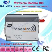ndustrial design M2M serial port Wavecom Maestro100 modem GSM GPRS MODEM