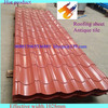 1028mm corrugated metal roofing sheet