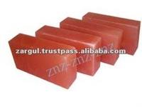 Red Solid Crystal Himalayan Rock Salt Bricks