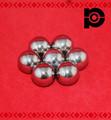 1010 1015 9/16inch 14.288mm de carbono de bolas de acero
