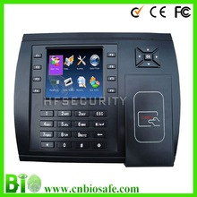 RS232/485 Punch RFID Card Time Clock Machine (HF-S600)