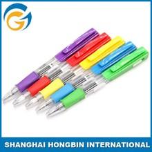 Promotional Transparent Mouse Stylus Plastic LED Ball Pens