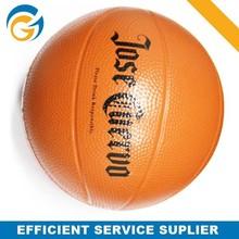 2015 High Quality Soft Mini Basketball Pu Stress Ball