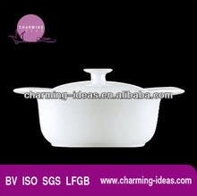 Durable Ceramic Soup Tureens