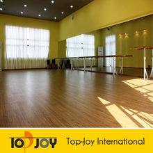 Wood Vinyl Floor For Dancing Hall