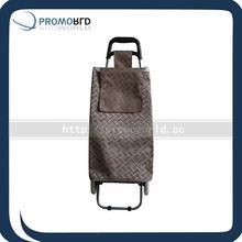 Nylon trolley shopper bag trolley fashion trolly shopping bag