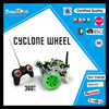 8 function rc stunt car toy for kid with light and charger