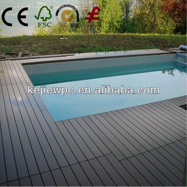... kunststoff holz composite dielen fest im freien wpc-decking terrasse