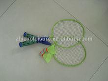Plastic beach racket
