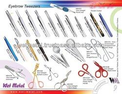 Eye Brow Tweezer-Manicure Tweezer-Printed Tweezer