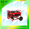 Easy carry and fashion design portable ac to dc gas generators