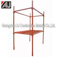 Guangzhou Q235 Metal Quick Stage Construction Scaffold