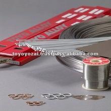 Latão liga de brasagem rod e vários brazing ALLOY base de metais TOYO