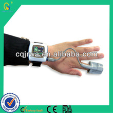 Handheld Portable Digital Photoplethysmogram Electronic Pulse Oximeter