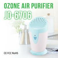 Kitchen Appliance Portable Home Deodorizer Ionizer Battery Ozone Air Purifier