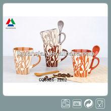 Bulk promotional 11oz stoneware mug