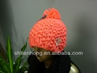 2014 newly knitted winter hand crocheted beanie baby hat