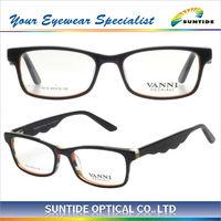 Fashion Lace mirror legs glasses definitely top quality Wholesale Acetate Frame(5313)