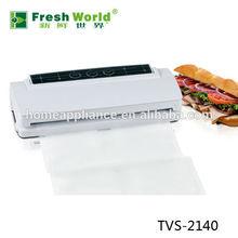 Portable Plastic Bag Sealer, Small Food Vacuum Sealer, sealing machine TVS-2140 with 30cm sealing line