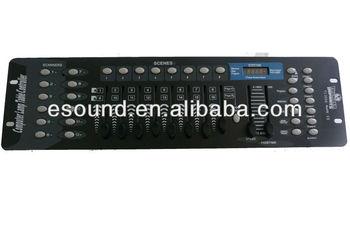 DMX 192 computer light console, DMX controller