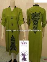 Tunic Trend 2013 Smart kurti for womens of modern fashion Design
