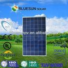 high quality preferable for Australian&Brazil China origin 30V 250w solar power panel