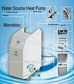8kw التدفئة المركزية، المياه الساخنة والتبريد، ضخ المياه مصدر الحرارة
