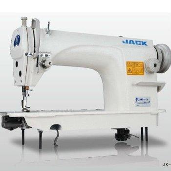 High speed single needle lock-stitch sewing machine