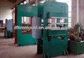 Usado pneu recauchutado prensa de vulcanização/do piso do pneu cura imprensa da máquina