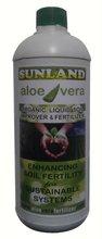 Aloe Vera Fertilizer