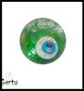 TPU flashing eyes inside bouncing ball