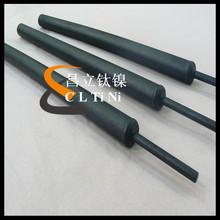 2014 titanium electrode tube with RuO2 IrO2 coating