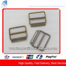 CD6457 Zinc Alloy Metal Custom Logo Side Release Buckle
