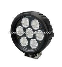 Super bright 70 watt 7000 lumen LED tractor worklight, led 70w work light, led work lamp 70w