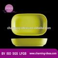 durável oval de porcelana prato de sopa