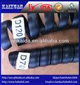 Rojo amarillo negro de polipropileno espiral de guardia/envuelva/mangas de protección/manguera de agua/cable flexible de tuberías de plástico