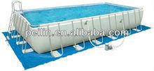 metal frame swimming pool