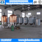 luxury red copper glass bottle home beer brewing equipment,home brewery equipment,50L brewery equipment