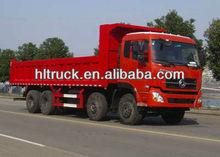 8x4 Heavy Duty Working Dongfeng Dumper Tipper Truck