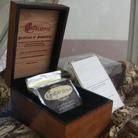 """Luwak Coffee """"IndonesianKopiLuwak Exclusive WoodenBox"""""""