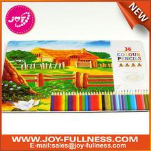 36 color pencils