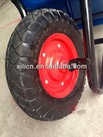 multifunctional rubber wheel / pneumatic wheel /air wheel made in China
