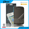 Screen guard japan pet for Blackberry Q10 oem/odm(Anti-Fingerprint)