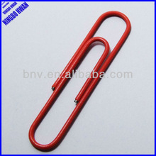 Quality decorative colorful round 50mm jumbo paper clip bookmark