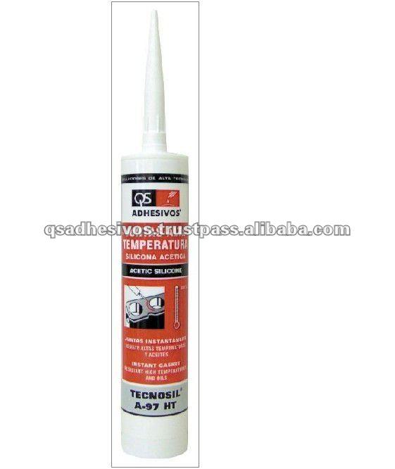 High Temperature Resistance Neutral Silicone Sealant