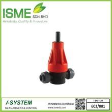 SDD 911, Pressure relief valves