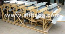 Slow Speed Fibre Extractor/ Fiber Extractor